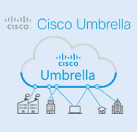 CISCO UMBRELLA - The 1st line of defense against threats