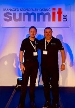 IT Outsource Ltd attended the SUMMIT Managed Service & Hosting Conference (London)