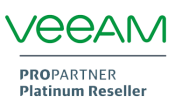 Veeam Platinum Partner